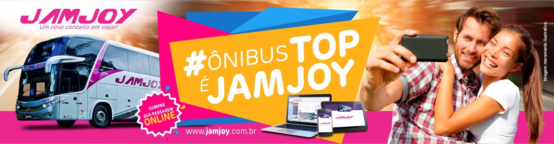 Ônibus Top é JamJoy