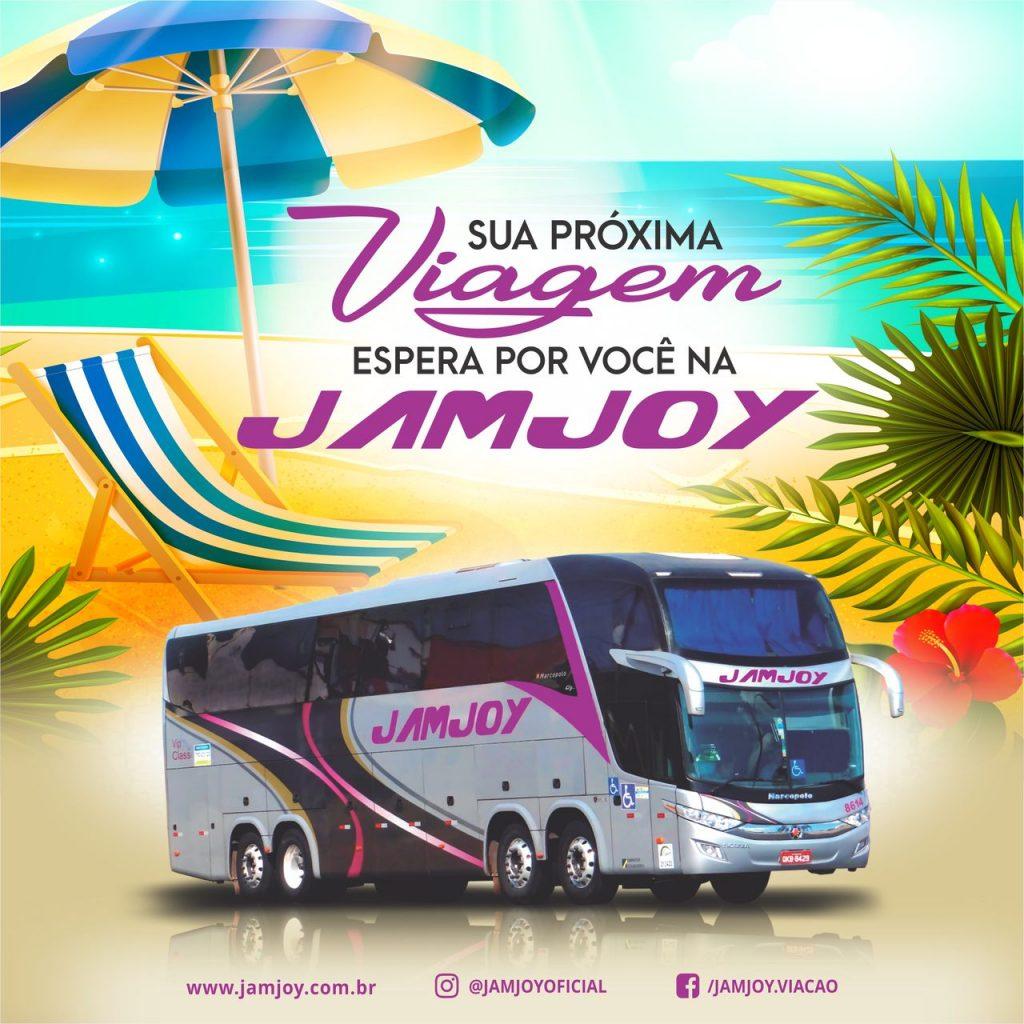 Sua próxima viagem espera por você na JamJoy